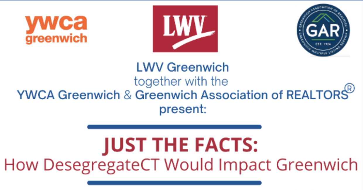 How DesegregateCT Would Impact Greenwich
